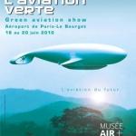 2ème Salon de l'Aviation Verte