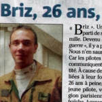 Briz, 26 ans, benjamin sur le Charles de Gaulle