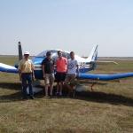 Visite des ateliers de New Robin Aircraft