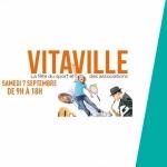 L'Aéroclub de Courbevoie au rendez-vous «VITAVILLE»