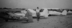 1950 Flotte de l'aéro-club de Courbevoie