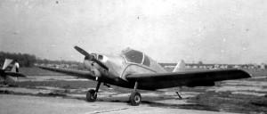 1953-1958 GARDAN GY20 Minicab Aéro-club de Courbevoie