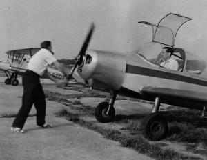 1953-1958 Jodel D112 Aéro-club de Courbevoie
