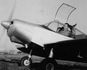 1953-1958 Un pilote heureux Aéro-club de Courbevoie