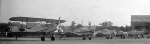 1953-1958 La flotte Aéro-club de Courbevoie
