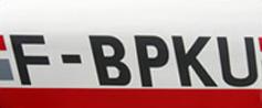 Immatriculation F-BPKU DR221