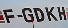 Immatriculation F-GDKH DR400 120
