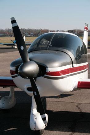F-GDKH Robin DR 400 120 « PETIT PRINCE » Aéroclub de Courbevoie