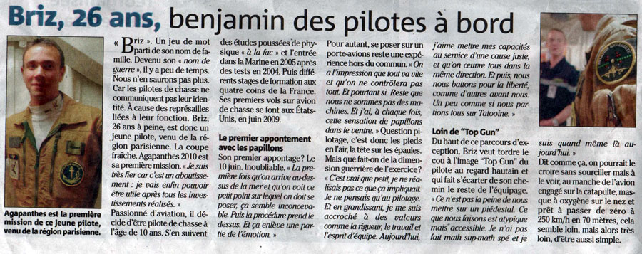 Article Briz Var Matin