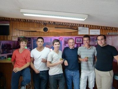 PPL de Thomas le 31 août 2012